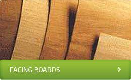 Facing boards